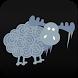 Frosty Sleep Sheep by Frosty Elk