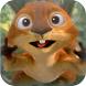 Brave Squirrel Live Wallpaper by Bastiaan Mastix Corp