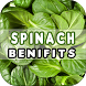 Spinach Benefits by Health Info