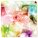 Neon Flowers Live Wallpaper by Art LWP