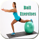 Ball Exercises & Workouts by H&F apps