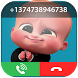 Baby Boss Fake Call Vid Prank by Tm.revap