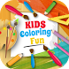 Kids Paint & Coloring Fun by iBox Studio