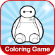 Coloring Game for Bigmax Hero by The Coloring for Kids Learning
