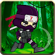 Ninja Jungle Surfer : Ninja Master