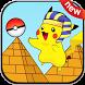super pikachu adventure pika by enjoy4games