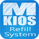 MKios Refill System by Hariono Sutanto