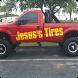 Jesus's Tires by Nigel Gentle