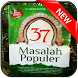 37 Masalah Populer Ust. Abdul Somad LC.MA by srilestari