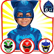 PJ Catboy Masks Face Photo Editor by Sturnham Apps