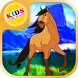 Free spirit horse:freedom call by kidsmediasys