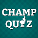 League Champ Quiz