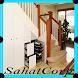 Smart Stair Storage by SahatCorp