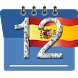 Calendario Español by Sayid Aksa