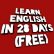 Learn English in 28 Days