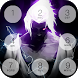 sasuke lock screen by lock screen anime