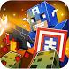 Hero Pixel V Zombie Gun 3D by NPE Creator