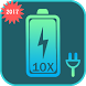 Super Fast battery Charger 10x by sky dev