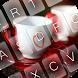 Glass Cute Keyboard Theme by keyboardthai