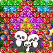 Panda Bubble Fruit Shooter by Bubble Shooter and Match 3 Game