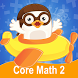 Core Math Grade 2, K2 Complete Curriculum Practice