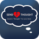 SendThought Messaging App by Randy Holmes
