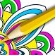 Mandala Pages - Coloring Book by Baca Baca Games