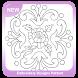 Embroidery Designs Pattern by Khaltuzard