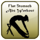 Flat Stomach Abs Workout Guide by DHMobiApp