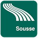 Sousse Map offline by iniCall.com