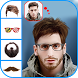 Man Mustache Beard Hairstyle Changer by PhotoEditor Collection