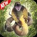 Snake On Screen Hissing Joke by Liedek
