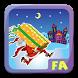 Santa's Arcade Games by Funny Arts