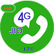 How to call jio4gvoice guide by Kenzo real dev
