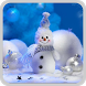 Christmas cute snowman LWP by Dream i Apps