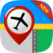 GPS Map Route Navigation - Nearby Places Finder by ifocusapps