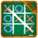 Chalk Tic Tac Toe Free by Maximot