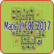 Maps of COC 2017