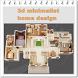 3d design minimalist house by designdev
