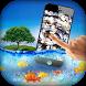 Underwater Phone Screen Simulator by Lucky App Zone
