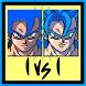 Kamehameha Saiyan Blue Duel by Flappy 8cho