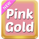 Pink Gold Theme by SuperColor Themes