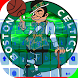 New Boston Celtics keyboard Theme by the best app ladoucha