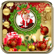 Christmas Photo Frame by livewallstore