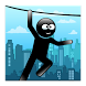 Stickman Zipline Hero by MZ Development, LLC