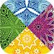 Kaleidoscope Mandala Color Tap by nice2meet