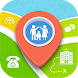Cell Phone Location Tracker by OMRUP INFOTECH