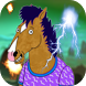 The Crazy Horse-man run adventure by App Dev Prod