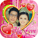 Love Photo Frames With Heart ???? by PNBull