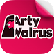 Arty Walrus by AppsVision